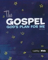 The Gospel: God's Plan for Me, ESV (pkg. of 10)