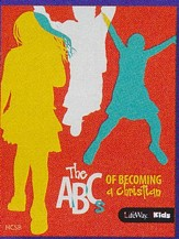 ABCs of Becoming a Christian, KJV (pkg. of 10)