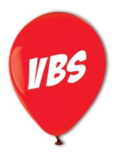Celebrate Jesus VBS: Balloons, pack of 12