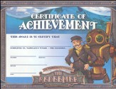 The Redeemer VBS: Achievement Certificate, pack of 25