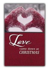 God Is Love, Box of 18 Christmas Cards