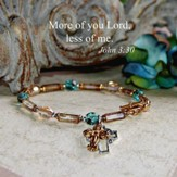 More Of You, Less Of Me Bracelet