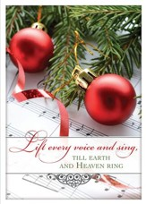 Lift Every Voice And Sing, Box of 12 Cards