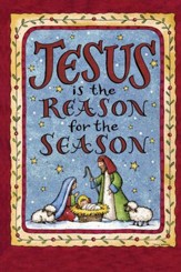 Jesus Is The Reason for the Season, , Box of 20 Christmas Cards