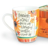 A Friend Loves at All Times, Mug With Gift Box