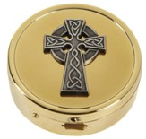 Celtic Cross Pyx, 3pk