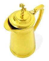 Brass Communion Flagon