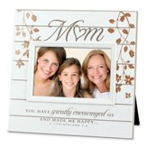 Mom, Vine Design Photo Frame