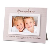 Grandma, Textured Photo Frame