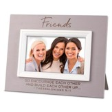 Friend, Textured Photo Frame