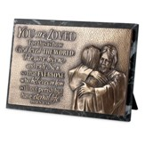 You Are Loved, Sculpted Plaque