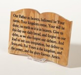Olivewood Lord's Prayer