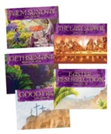 Walk With Jesus Collector Cards, 25 sets