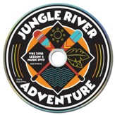 Jungle River Adventure: Lesson & Music DVD