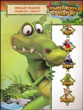 Jungle River Adventure: Primary Teacher Manual