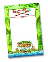 Jungle River Adventure: Publicity Flyers, pack of 100