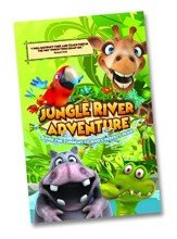 Jungle River Adventure: Bulletin Covers, pack of 50