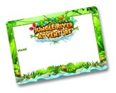 Jungle River Adventure: Nametags, pack of 24
