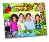 Jungle River Adventure: Photo Frames, pack of 12