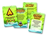 Jungle River Adventure: Live It! Cards