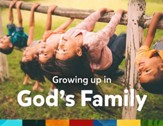 Mystery Island: Growing Up in God's Family, ESV (pkg. of 10)