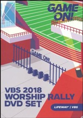 Game On: Worship Rally DVD Set