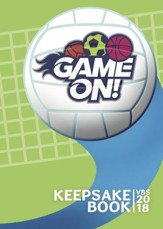Game On: Keepsake Book