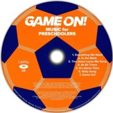 Game On: Music for Preschoolers (pkg. of 5)