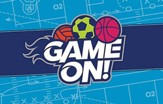 Game On: Postcards (pkg. of 50)