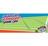 Game On: Promotional Banner