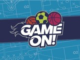 Game On: Note Cards (pkg. of 10)