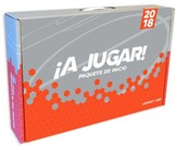 A Jugar! Paquete de Inicio (Game On! Jump Start Kit - Lifeway VBS)