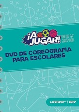 A Jugar: DVD de Coreografia (Game On: Choreography DVD)