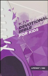 Game On: KJV Devotional Bible for Kids