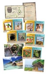 Shipwrecked: Imagination Station Poster Pack (set of 10)