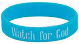 Shipwrecked: Watch For God Wristband (pkg. 10)