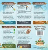 Shipwrecked: Try This at Home Sticker Sheets (pkg. of 10 sheets)