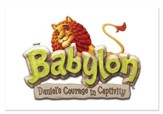Babylon: Iron-On Transfers (pkg. of 10)
