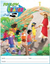 Follow the Leader: Flyers (pkg. of 50) 8.5 x 11