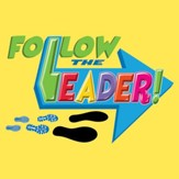 Follow the Leader: Stickers (pkg. of 50)