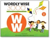 Wordly Wise 3000 Book 1 Student  Edition (2nd/4th Edition;  Homeschool Edition)