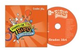 Hands-On Bible: Grades 3 & 4 CD, Summer 2018