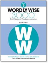 Wordly Wise 3000 4th Edition Student Book Grade 9