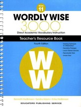 Wordly Wise 3000 Book 11 Teacher's  Guide (4th Edition;  Homeschool Edition)