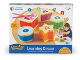 Learning Drums, Set of 7