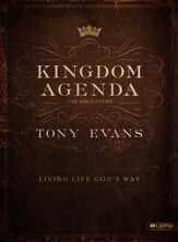 Kingdom Agenda: Living Life God's Way, DVD Leader Kit