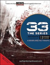 33 The Series: A Man and His Traps, Member Book