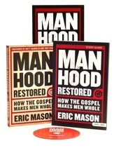 Manhood Restored: How the Gospel Makes Men Whole, DVD Leader Kit