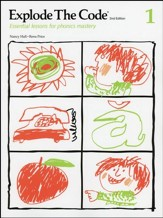 Explode the Code, Book 1 (2nd  Edition)