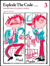Explode the Code, Book 3 (2nd  Edition)